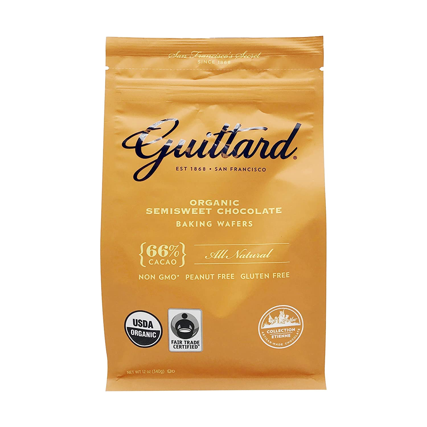 Guittard-ChefWafers-White